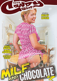 MILF And Chocolate #2 Box Cover