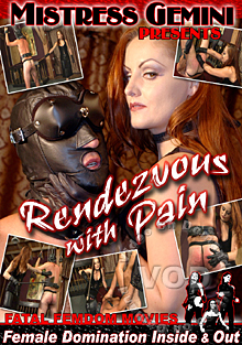 Rendezvous With Pain Box Cover