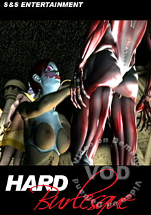 Hard Burlesque Box Cover