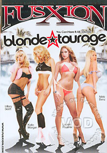Blonde Tourage Box Cover