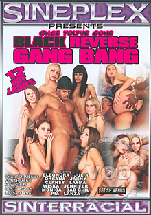 Black Reverse Gang Bang Box Cover