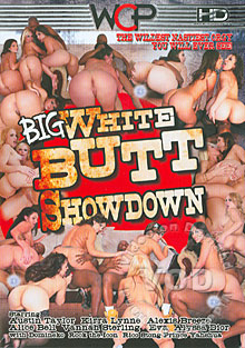Big White Butt Showdown Box Cover