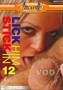 Lick Him Stick In 12 Box Cover