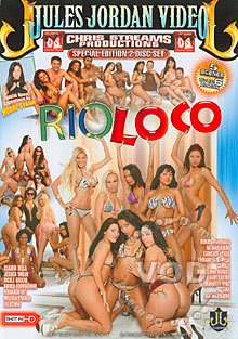 Rio Loco (Disc 1) Box Cover