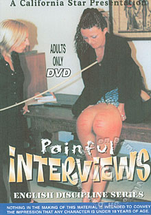 Painful Interviews Box Cover