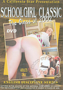 Schoolgirl Classic - The Class Of 2002 Box Cover