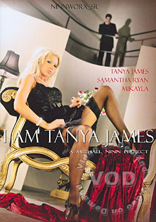 I Am Tanya James Box Cover