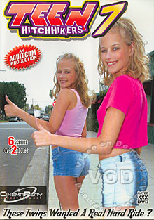 Teen Hitchhikers 7 Box Cover