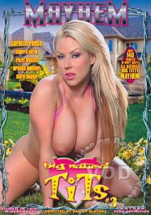 Big Natural Tits #3 Box Cover