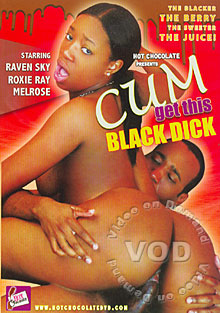 Cum Get This Black Dick Box Cover