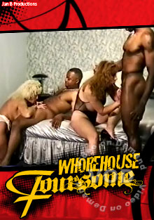 Whorehouse Foursome Box Cover