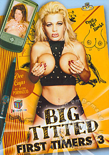 Big Titted First Timers 3 Box Cover