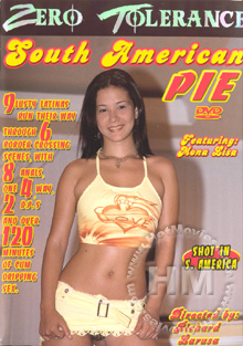 South American Pie Box Cover