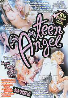 Teen Angel Box Cover