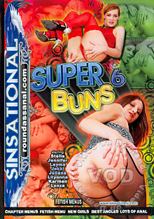 Super Buns 6 Box Cover