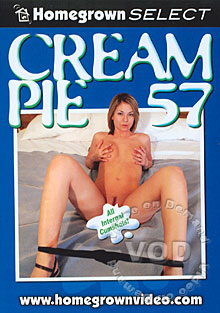 Cream Pie 57 Box Cover