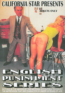 English Punishment Series Box Cover
