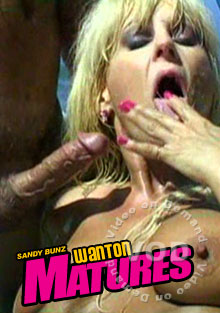 Wanton Matures Box Cover