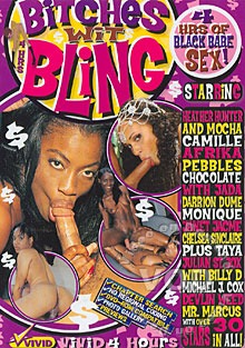 Bitches Wit Bling Box Cover