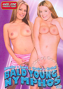 Bald Young Nymphos Box Cover