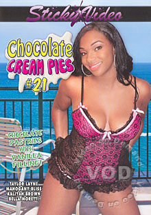 Chocolate Cream Pies #21 Box Cover