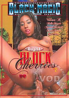 Tight Black Cherries 2 Box Cover