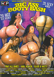 Big Ass Booty Bash Box Cover