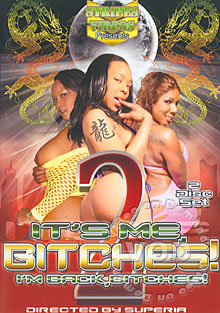 It's Me, Bitches! 2 - I'm Back, Bitches! (Disc 2) Box Cover - Login to see Back