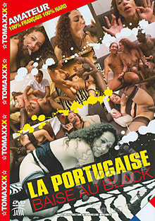 La Portugaise Baise Au Black Box Cover