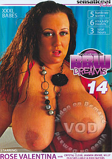BBW Dreams 14 Box Cover
