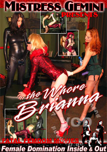 The Whore Brianna Box Cover