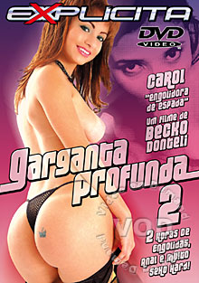 Garganta Profunda 2 Box Cover