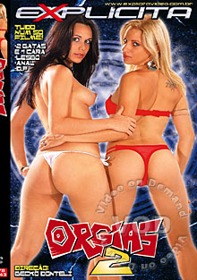 Orgias 2 Box Cover