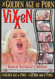 The Golden Age Of Porn - Vixxen Box Cover