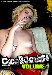 Cock Suckers Volume 1 Box Cover