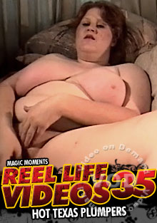 Reel Life Videos 35 - Hot Texas Plumpers Box Cover