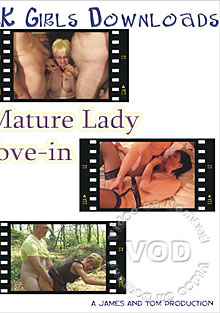 Mature Lady Love-In Box Cover
