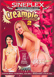 Creampie Inside 2 Box Cover