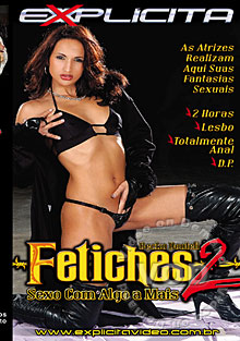 Fetiches 2 Box Cover