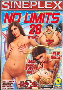No Limits 20 Box Cover