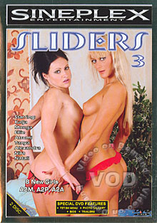 Sliders 3 Box Cover