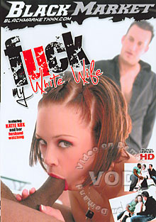 Fuck My White Wife Box Cover