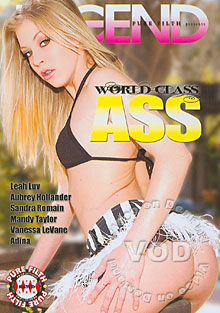 World Class Ass Box Cover