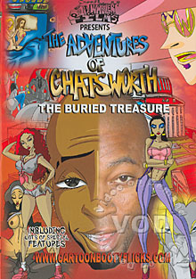 The Adventures Of Chatsworth - The Buried Treasure Box Cover