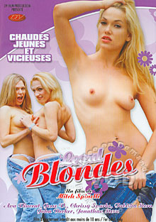 Legal Blondes Box Cover