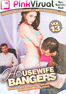 Housewife Bangers Vol. 13 Box Cover