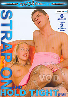 Strap On And Hold Tight Box Cover