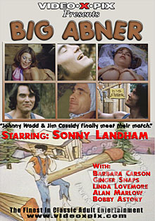 Big Abner Box Cover