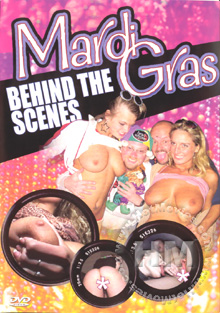 Mardi Gras Behind The Scenes Box Cover