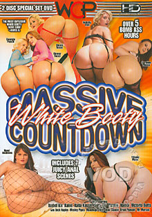 Massive White Booty Countdown Disc 1 Box Cover